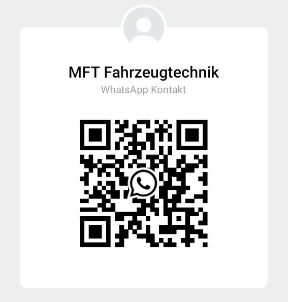 MFT Whatsapp Kontakt