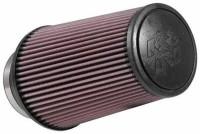 K&N Filter universal 102mm rund L=228mm