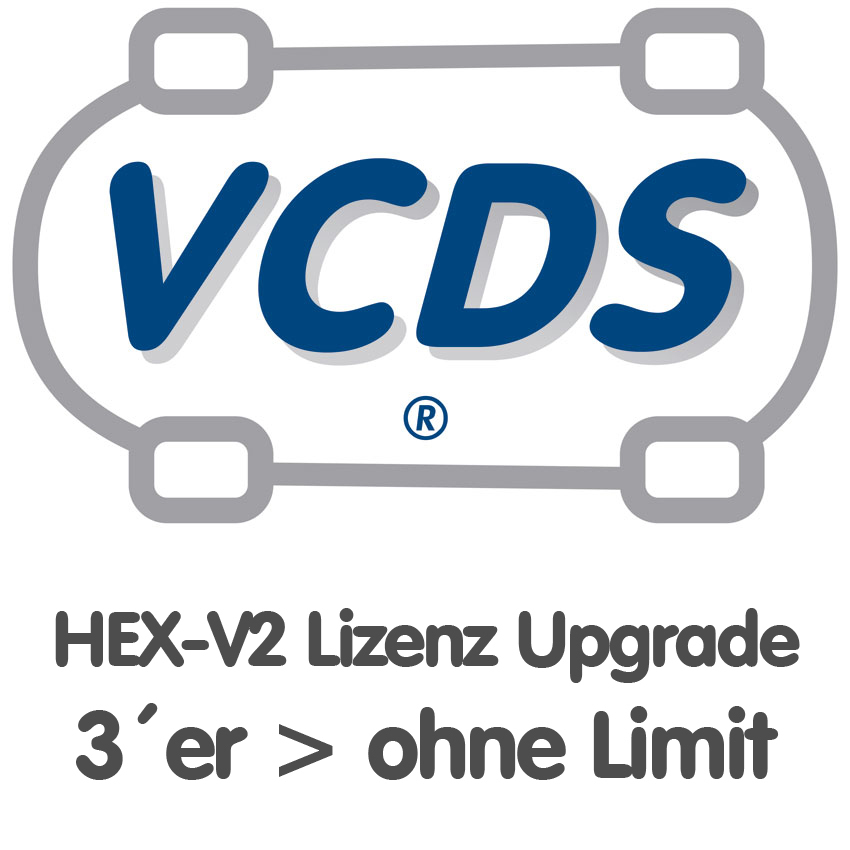 Ross-Tech HEX-V2 3>ohne FIN Limit Upgrade